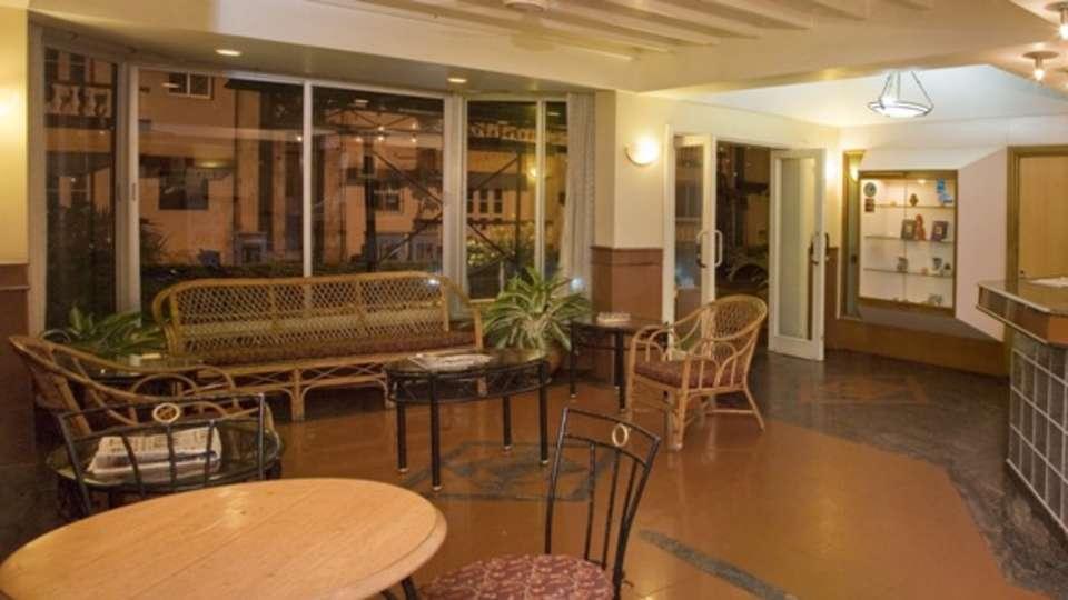 Lotus Beach Resort - Goa Goa Lobby and Reception at Lotus Beach Resort Benaulim Goa