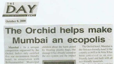 Orchid helps Mumbai