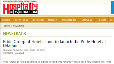 Hospitality-Biz-India-Pride-Group-of-Hotels-soon-to-launch-the-Pride-Hotel-at-Udaipur