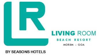 Living Room Beach Resort, Goa Goa LR Beach Resort Logo 2