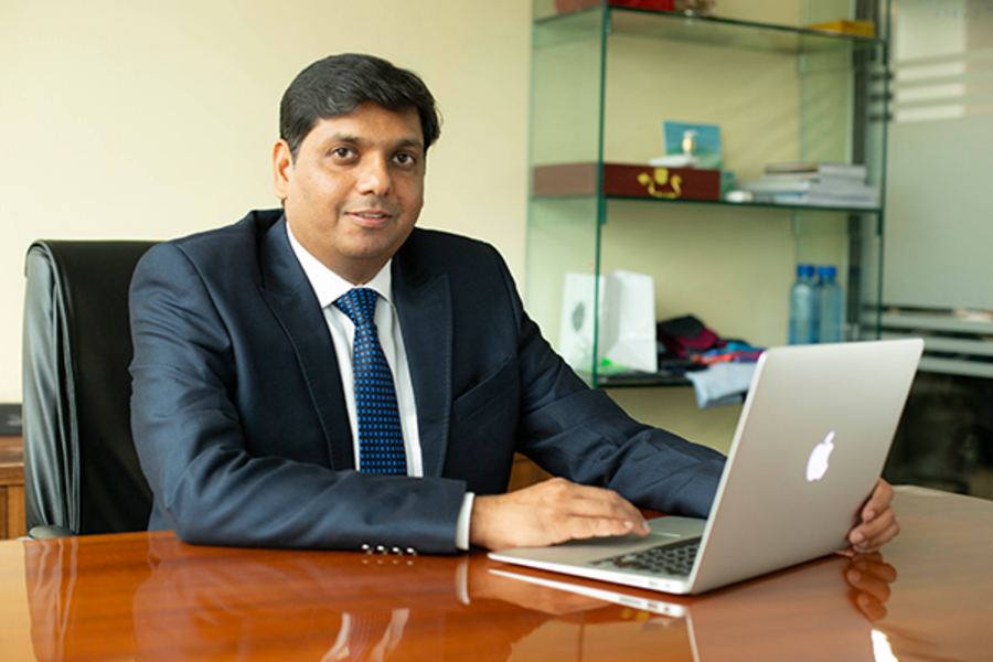 Shirish Arya, Founder and Chairman, Mint Hotels and Resorts