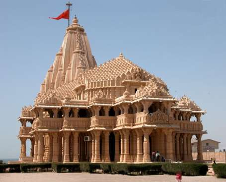 Somnath Temple. Gujarat