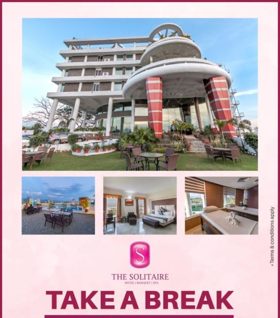 2 nights/3 days package