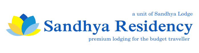 Sandhya Residency Bangalore sandhya residency logo white background v3