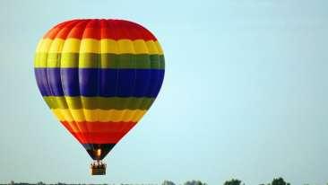 Black Thunder Water Theme Park - Hot Air Balloon - Demo 10
