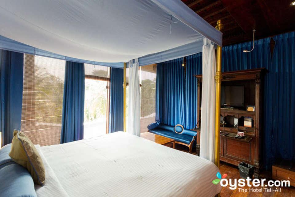 penthouse Room at Le Dupleix Pondicherry 1
