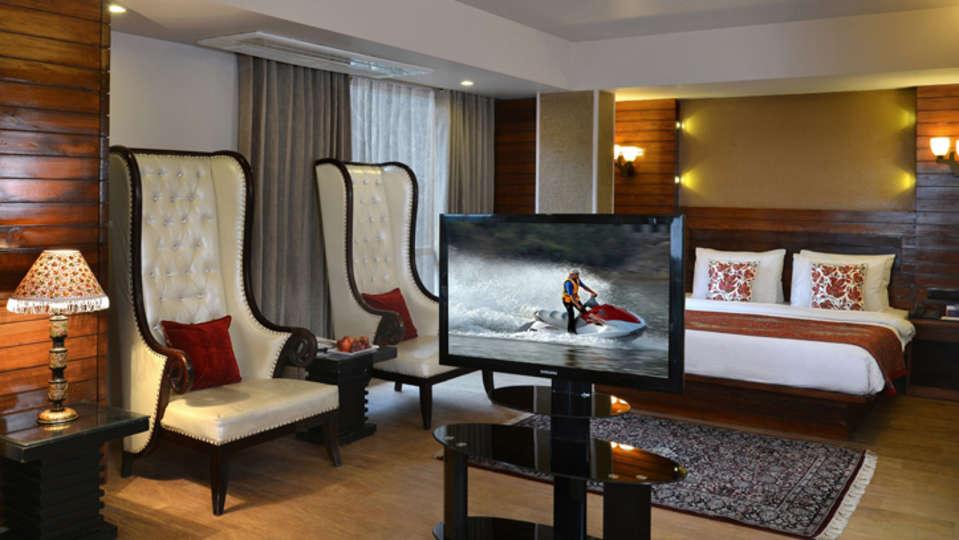 Executive Suite at RK Sarovar Portico Srinagar 1