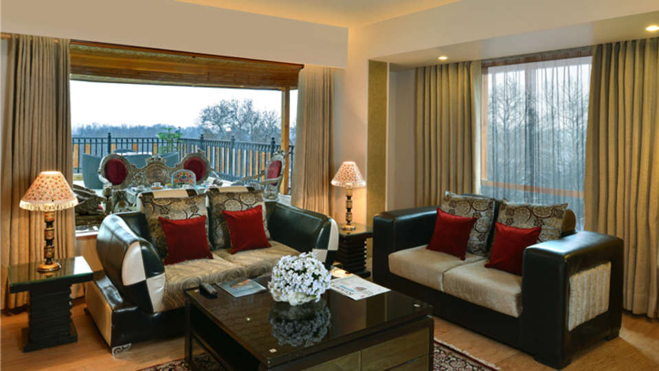 Executive Suite at RK Sarovar Portico Srinagar 2