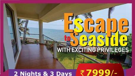 Offer at Renai Kappad Beach Resort 3