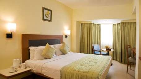 Lotus Beach Resort - Goa Goa Standard Room at Lotus Beach Resort Benaulim Goa