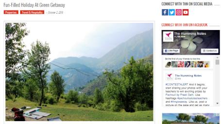 Green Getaway Camps  Blog Green Getaway Camps