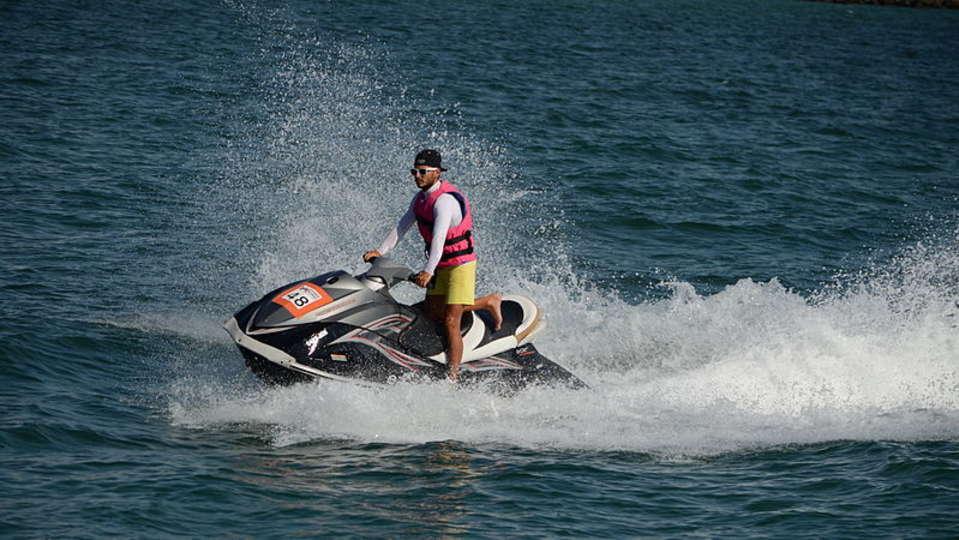 jet ski Lotus Beach Resort Murud Beach Dapoli Ratnagiri