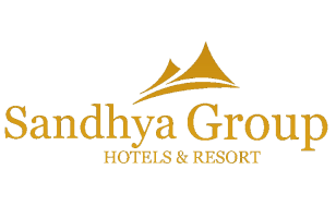 Sandhya Group of Hotels  Logo Sandhya Group of Hotels Final
