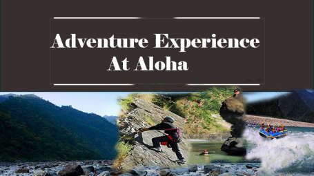 Aloha on the Ganges, Rishikesh Rishikesh Adventure Experience at Aloha