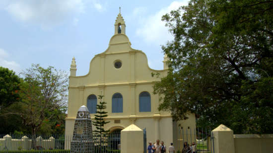 The Tower House - 17th C, Cochin Kochin St Francis Church Kochi