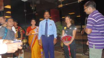 The Orchid Hotel, Pune Pune Mary Kom 2