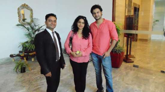 Urmila Adinath Kotare at the Orchid Hotel Pune