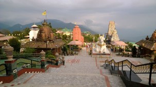 Solophok Chardham near Summit Sobralia Hotel and Resorts Namchi