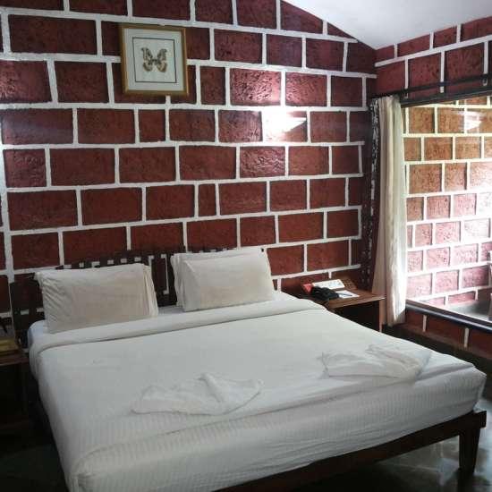Deluxe Room, Lotus Beach Resort, Murud Beach-Dapoli, Ratnagiri