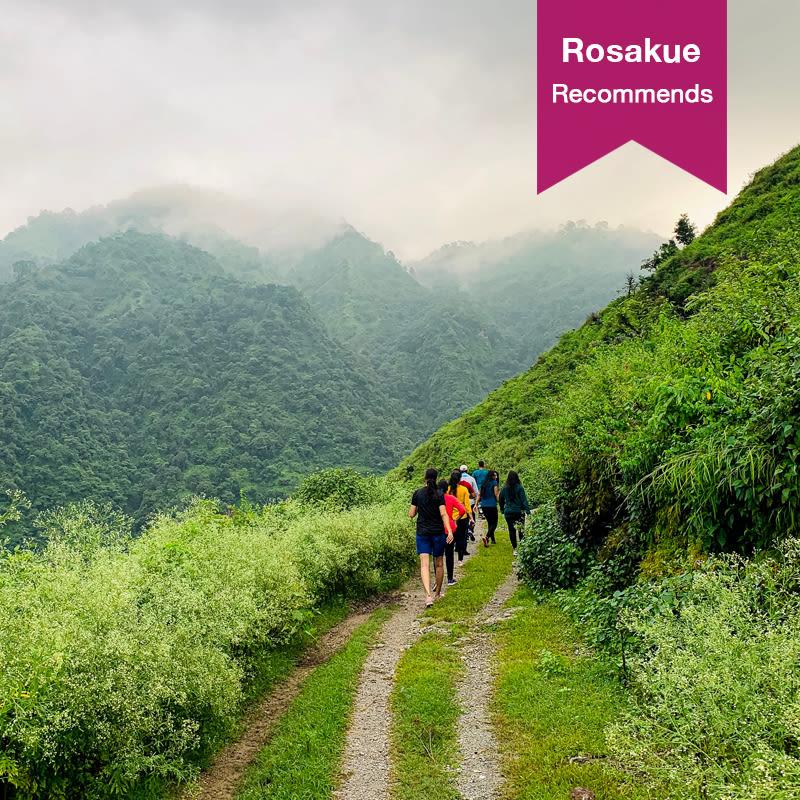 Suvaasa - Rosakue Recommends -Nature Walk