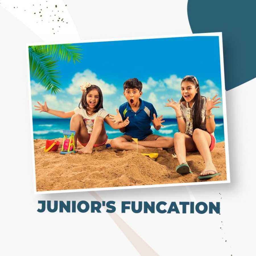 Junior s Funcation Campaign 800x800