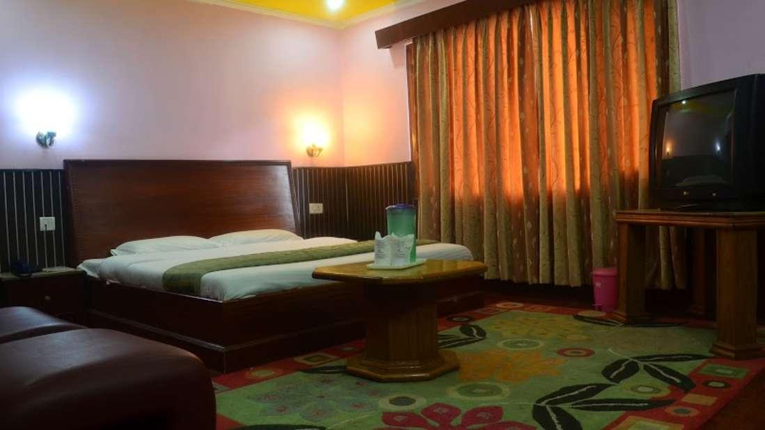 Hotel Jupiter, Manali Manali DELUXE ROOM- 3