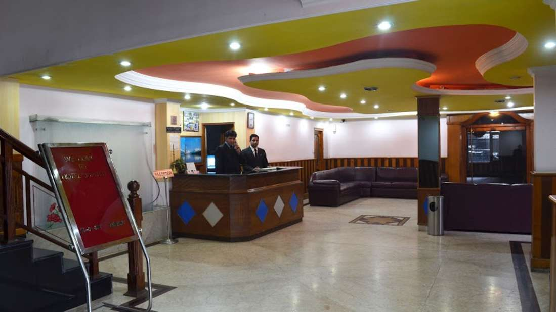 Hotel Jupiter, Manali Manali Reception