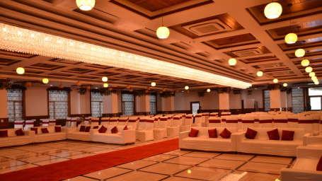 Banquet Hotel Saffron Dehradun 1