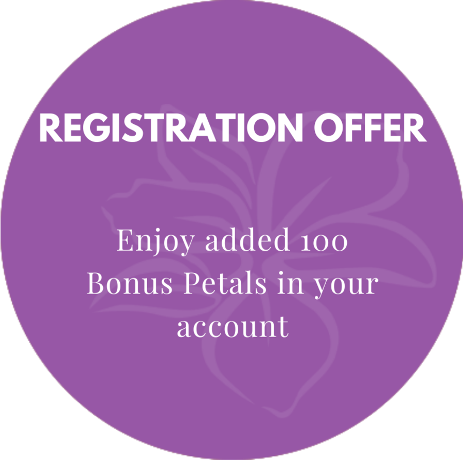 registration offer Orchid Rewards