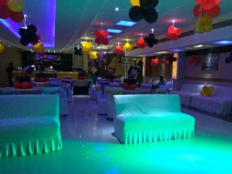 Banquet Taj Inn Hotel Agra 1