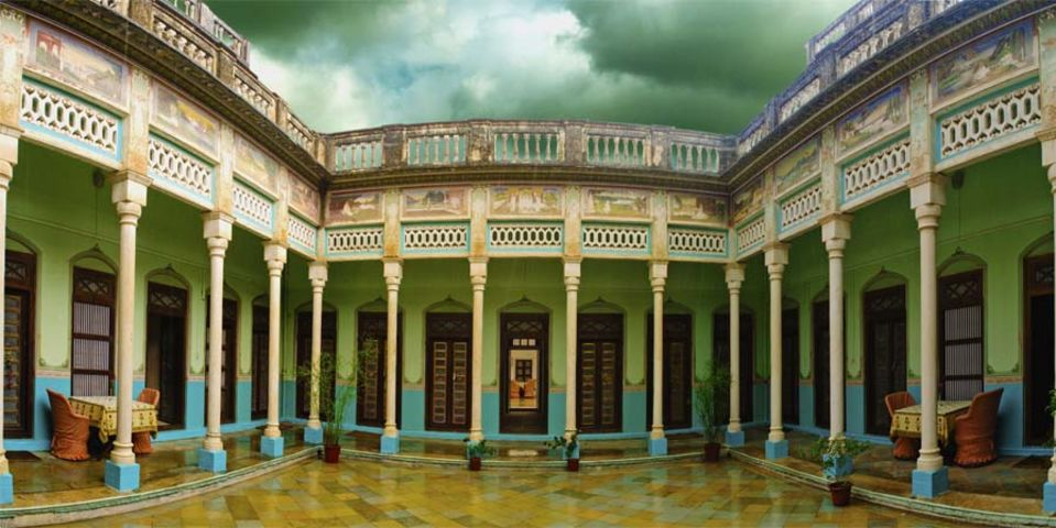 The Piramal Haveli - 20th C, Shekhavati Shekhavati The Piramal Haveli History Shekhavati Hotels Rajasthan
