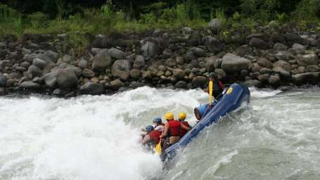 Adventure Sports at Aloha On the Ganges Rishikesh Resort and Hotel Rishikesh