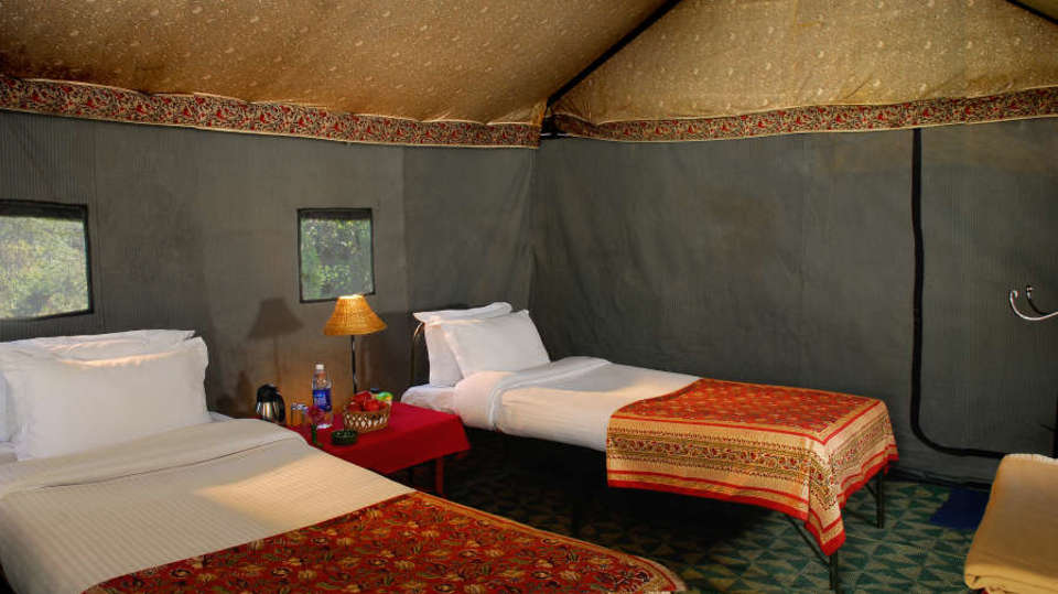 The Chardham Camps Uttarkashi by leisure hotels tents