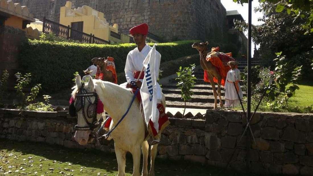 weddings at fort jadhavgadh heritage resort hotel pune - resorts near Mumbai