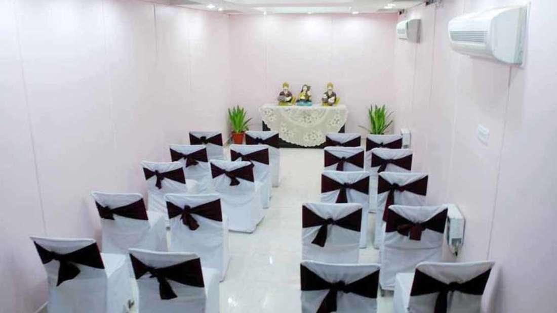 Conference Room at Hotel Doves Inn Gurgaon