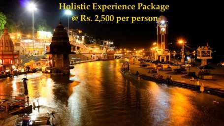 The Haveli Hari Ganga Hotel, Haridwar Haridwar holistic experience package promotions the haveli hari ganga hotel  Haridwar pru7f9