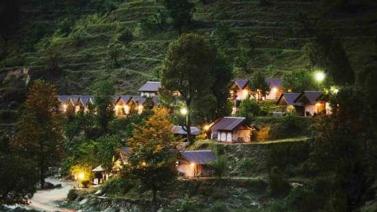 Ganga Lahari Hotel, Haridwar Haridwar Chardham Camps - Yamunotri Gangotri Kedarnath Badrinath