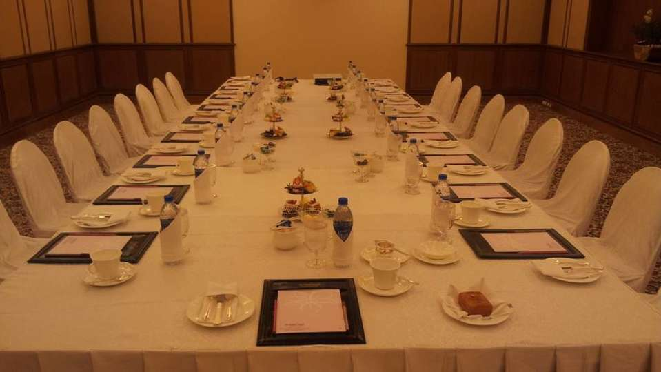 Churchill Banquet and Meeting Hall at The Orchid Hotel Mumbai