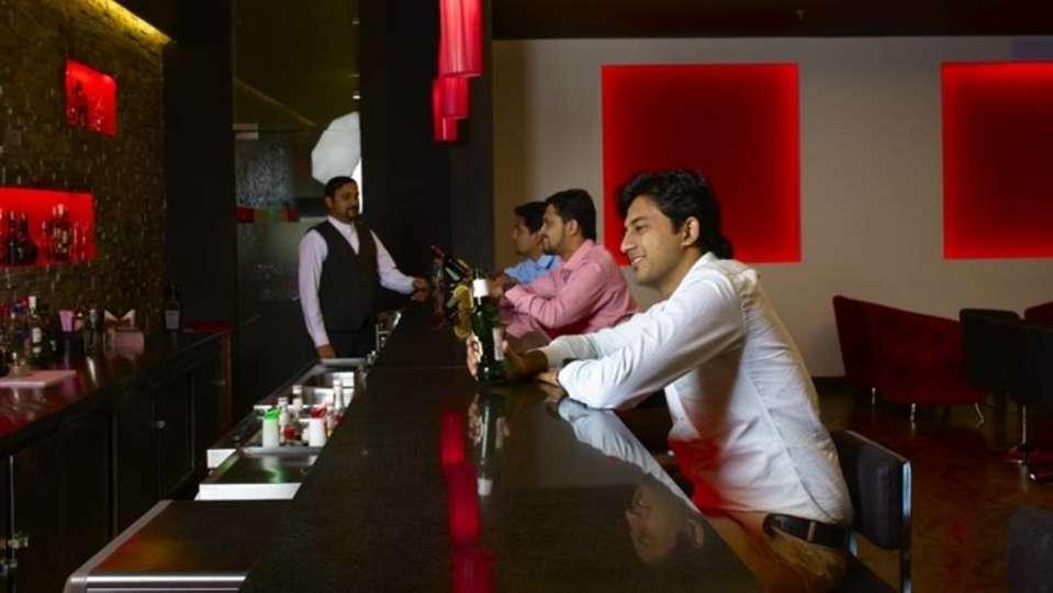 Red Ice Resto-o-Bar at Wonderla Resort Bangalore