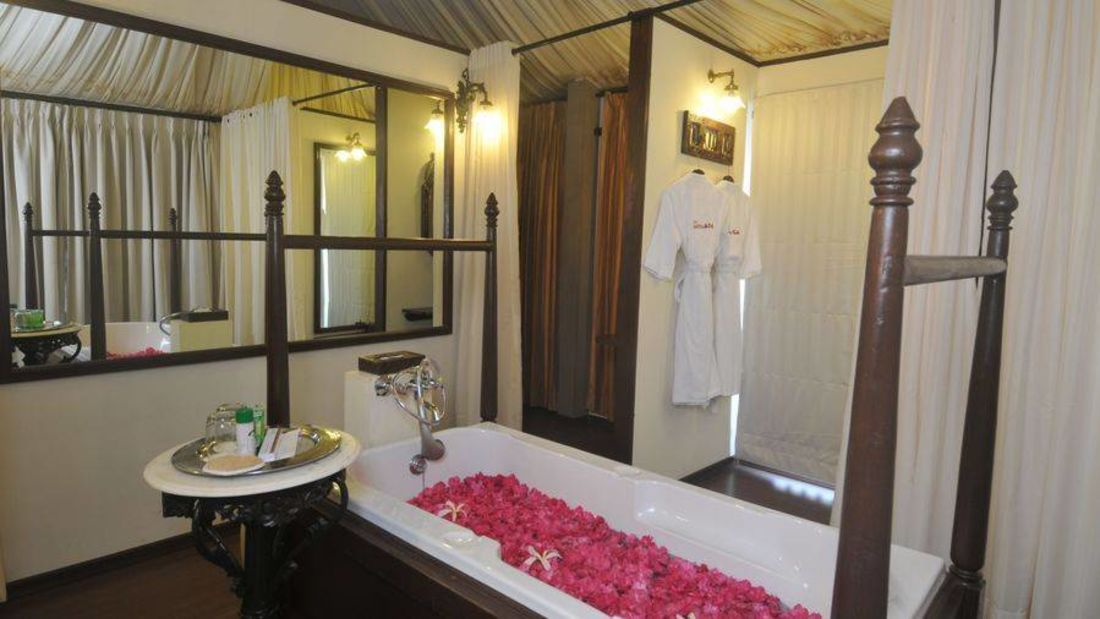 Museum Suite at Fort Jadhavgadh Heritage Hotels and Resort Pune