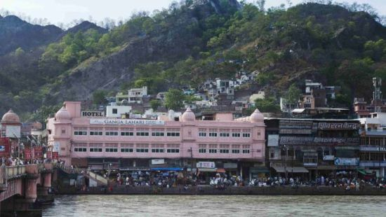 Aloha On the Ganges Rishikesh Ganga Lahri Hotel Haridwar ia6rtb