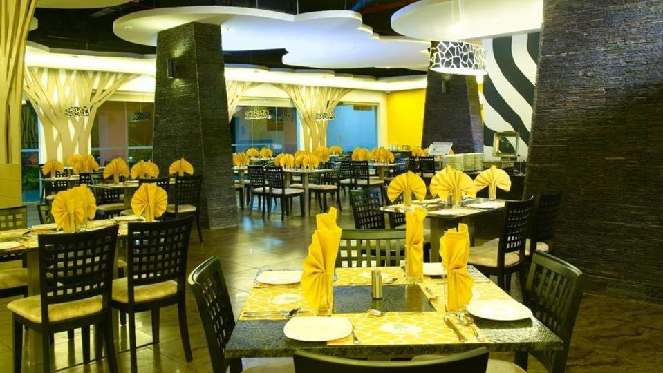 Woods Restaurant at Wonderla Resort Bengaluru