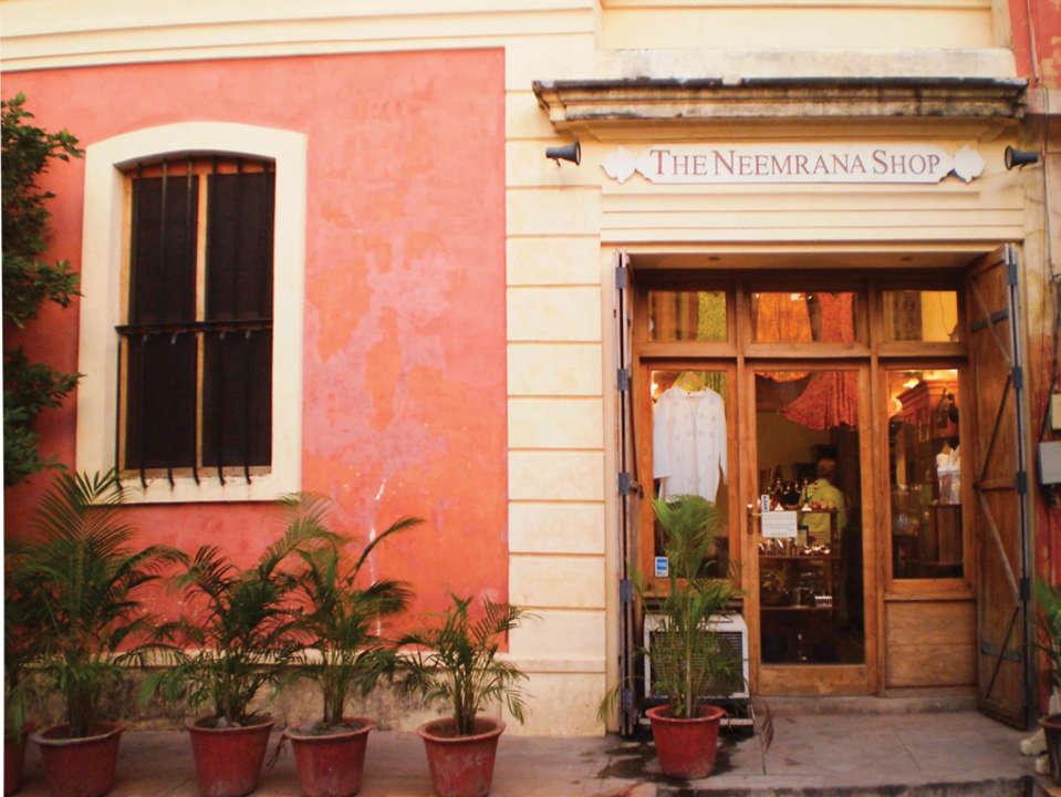 Hotel De L'Orient - 18th C, Pondicherry Pondicherry The Neemrana Shop Hotel De L Orient Pondicherry