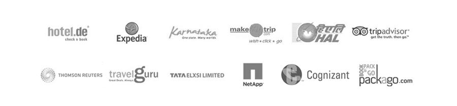Raj Boutique Hotels, Bangalore  client list hotel raj elegance hrbr layout bangalore