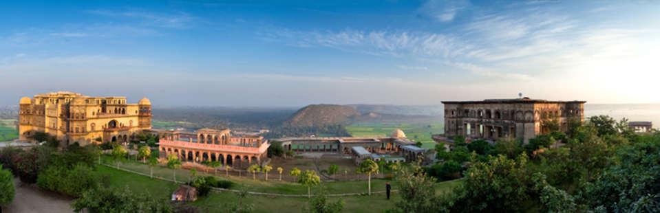 Neemrana Hotels  Tijara Fort Palace