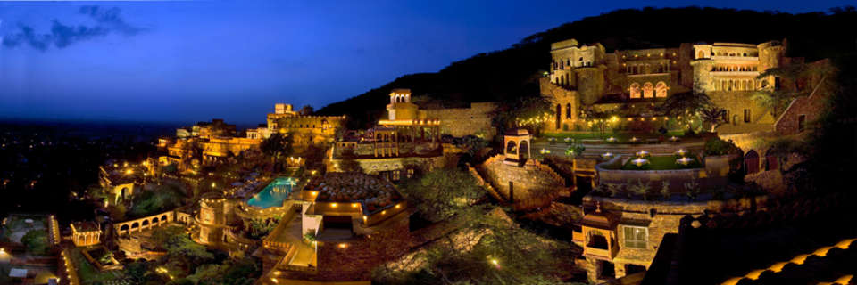 Neemrana Hotels  Palaces in India1 Neemrana Hotels