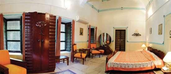 The Piramal Haveli, Shekhavati, Hotel Room in Shekhawati 1