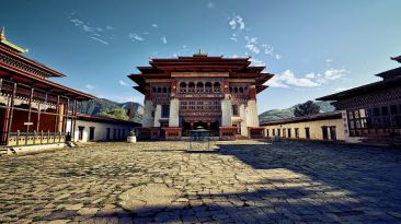 punakha dzong summit hotels and resorts