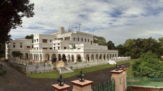 The Baradari Palace - 19th C, Patiala Patiala Revitalization The Baradari Palace Patiala 2