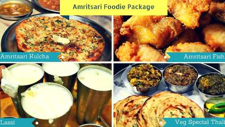 Hotel PR Residency Amritsar Amritsar Food Package